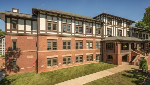 Anderson Hall-Asheville School