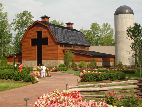 Billy Graham E. Library